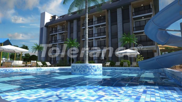 Apartments in Oba, in modern complex with installment up to 8 months - 28499   Tolerance Homes