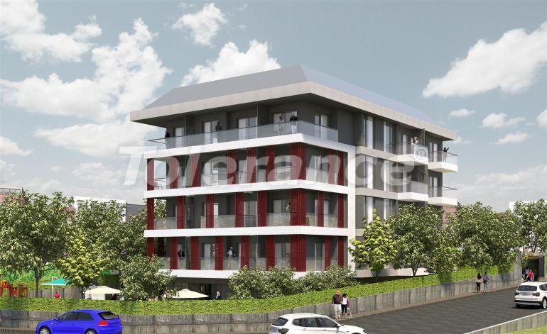 Elite apartments in Alanya near Cleopatra beach - 28553 | Tolerance Homes