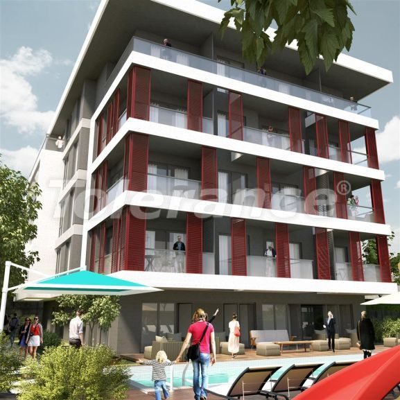 Elite apartments in Alanya near Cleopatra beach - 28550   Tolerance Homes