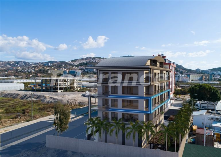 New apartments in Kargicak, just 100 m to the sea - 28604   Tolerance Homes