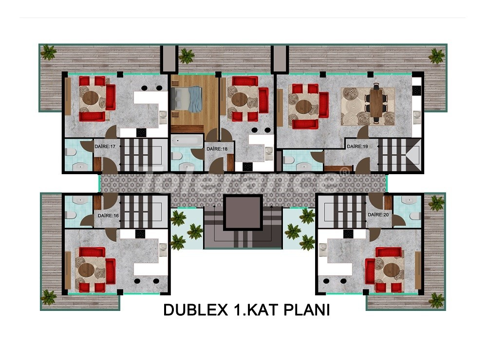 Comfortable apartments in Kargicak, from the developer - 28715 | Tolerance Homes