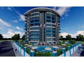 Apartments in Mahmutlar in the modern complex from the developer with installments up to 18 months