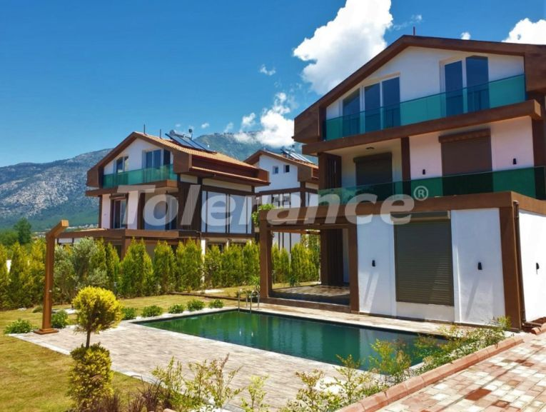 Modern villas in Fethiye with private pool and mountain views - 28772 | Tolerance Homes
