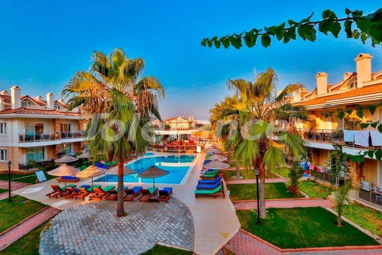Resale two-bedroom apartment in Fethiye near Calis Beach - 28798 | Tolerance Homes