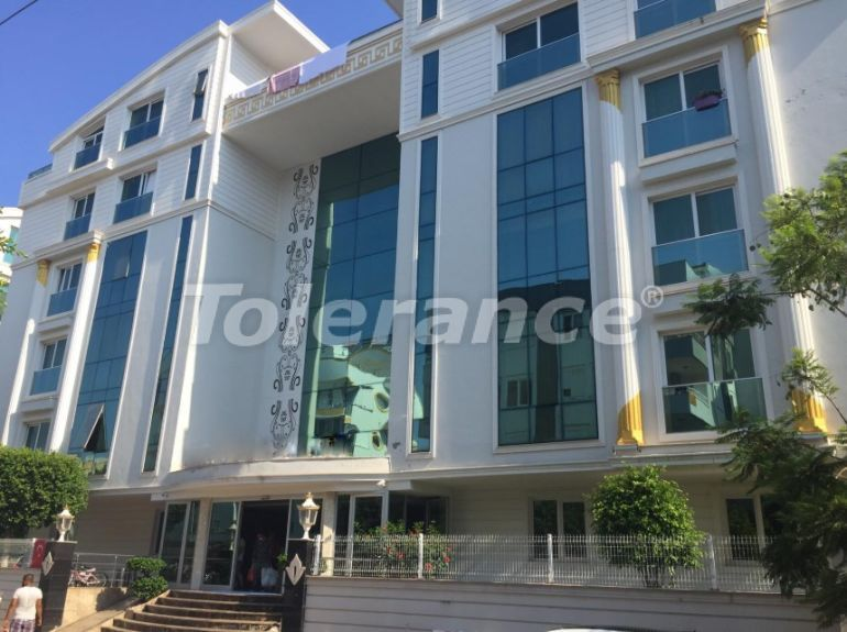 Resale one-bedroom apartment in Liman, Konyaalti near the sea - 28939 | Tolerance Homes