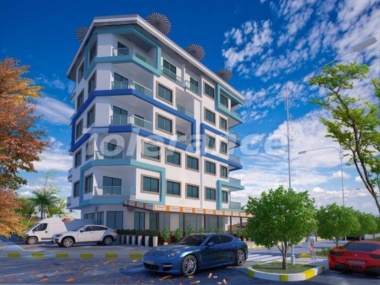 Cozy apartments in Mahmutlar, Alanya - 28826 | Tolerance Homes