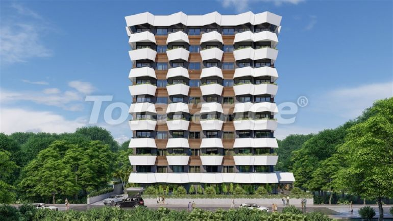Profitable investments: apartments in Mahmutlar, Alanya by installments from the developer - 28861 | Tolerance Homes