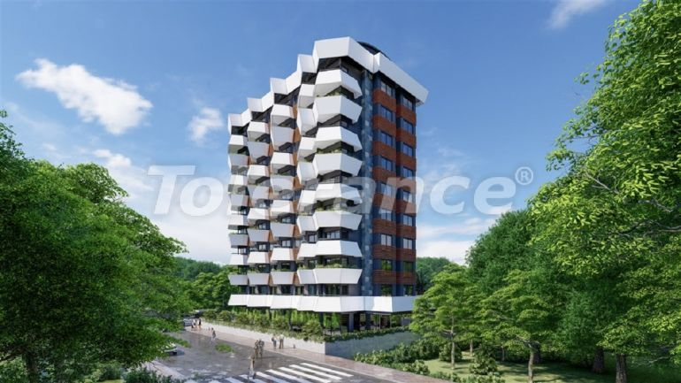 Profitable investments: apartments in Mahmutlar, Alanya by installments from the developer - 28863   Tolerance Homes