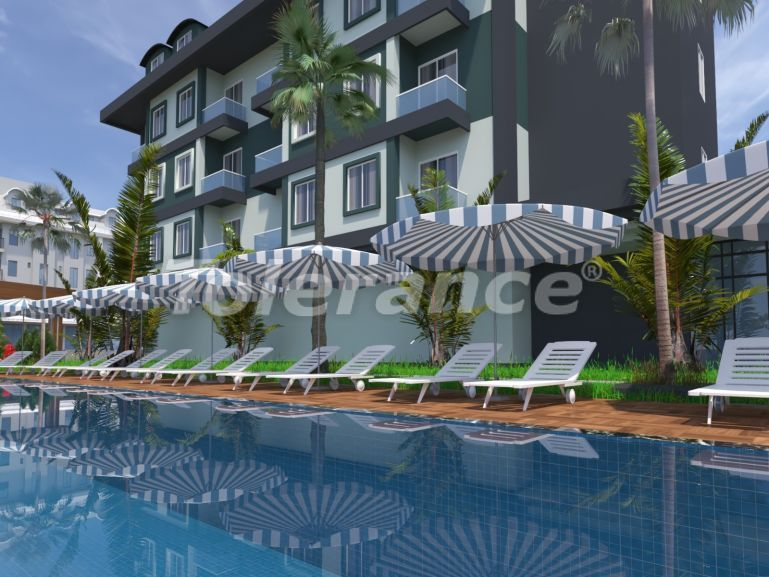 Modern apartments in Mahmutlar, Alanya from a reliable developer - 28906 | Tolerance Homes