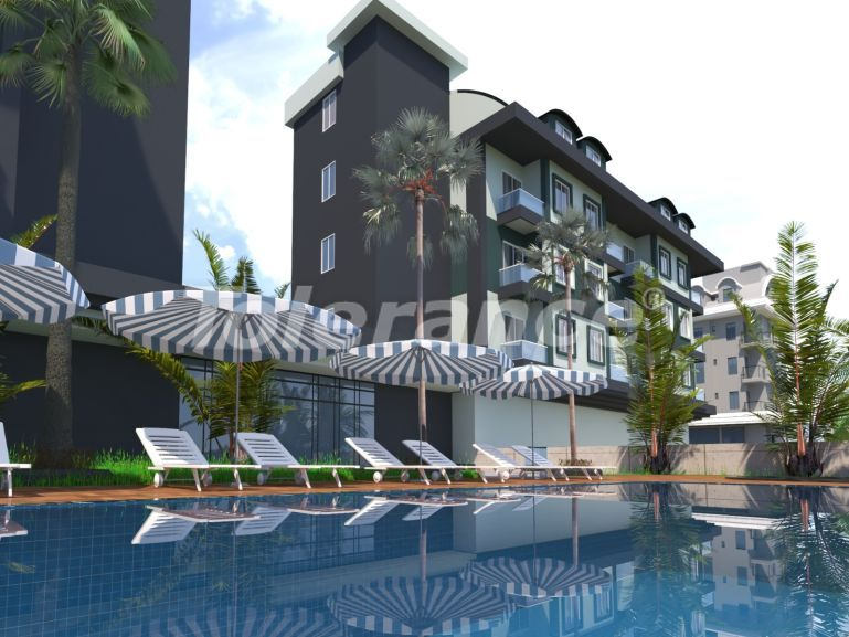 Modern apartments in Mahmutlar, Alanya from a reliable developer - 28909   Tolerance Homes