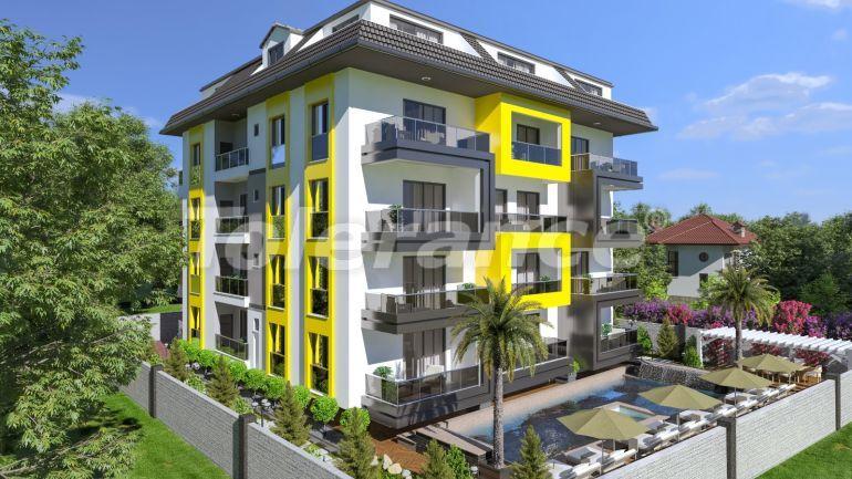 New project of apartments in Avsallar, Alanya - 28918   Tolerance Homes