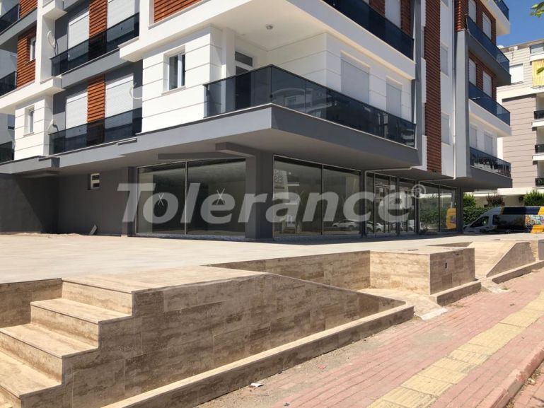 Commercial premises in Hurma, Konyaalti with a reliable tenant - 29102 | Tolerance Homes