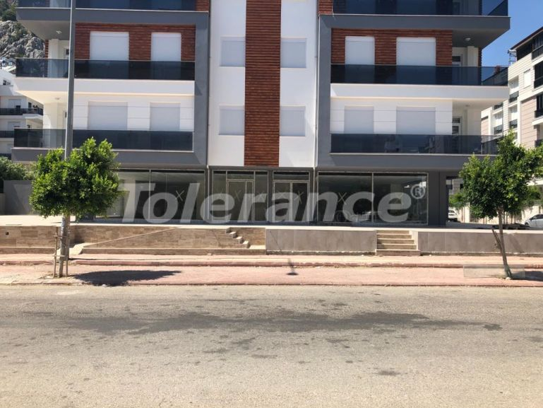 Commercial premises in Hurma, Konyaalti with a reliable tenant - 29101 | Tolerance Homes