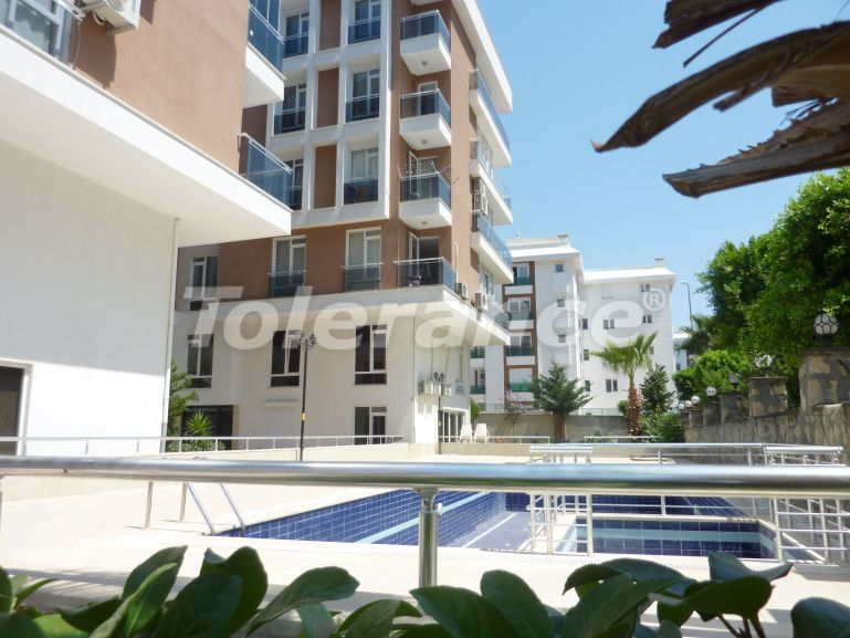 Affordable  two-bedroom apartment in Sarisu, Konyaalti in a complex with a swimming pool - 29133 | Tolerance Homes
