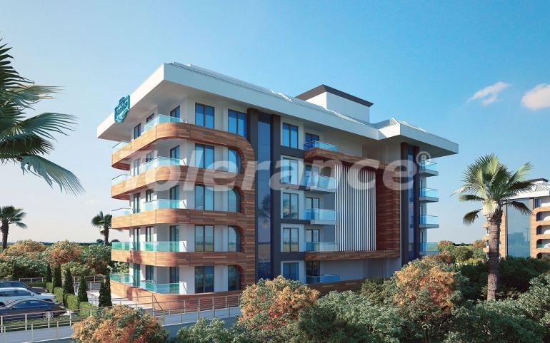 Luxury apartments in Alanya from a reliable developer, just 70 meters from the sea - 29163 | Tolerance Homes