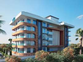 Luxury apartments in Alanya from a reliable developer, just 70 meters from the sea - 29163   Tolerance Homes