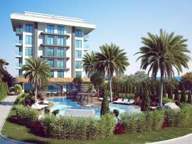 Luxury apartments in Alanya from a reliable developer, just 70 meters from the sea - 29162   Tolerance Homes