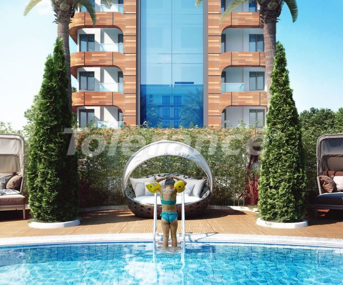 Luxury apartments in Alanya from a reliable developer, just 70 meters from the sea - 29159 | Tolerance Homes