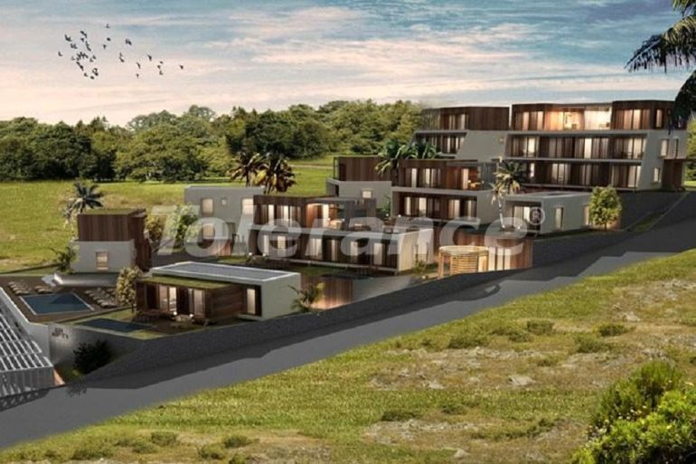 Stylish luxury apartments in Cesme, Izmir with sea views - 29388 | Tolerance Homes