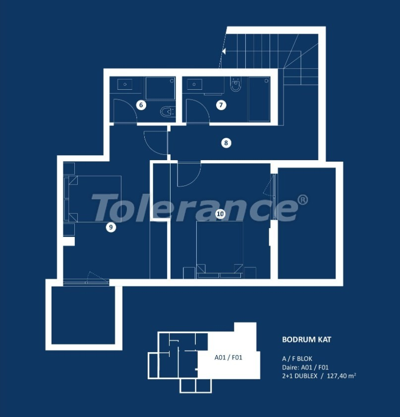 Stylish luxury apartments in Cesme, Izmir with sea views - 29376 | Tolerance Homes