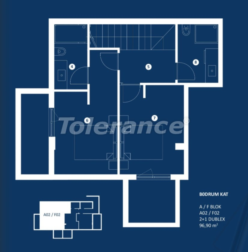 Stylish luxury apartments in Cesme, Izmir with sea views - 29370 | Tolerance Homes