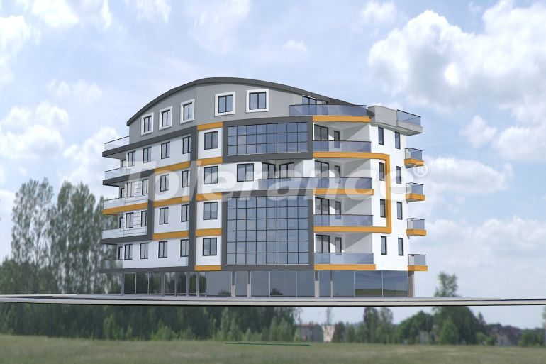 Bargain apartments in the center of Antalya from the developer - 29412   Tolerance Homes