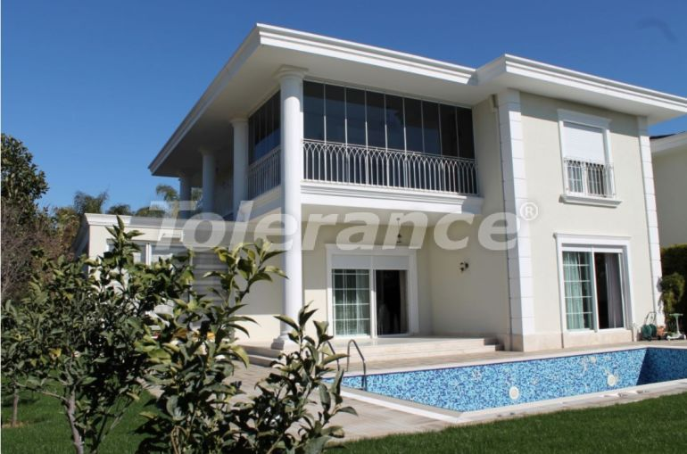Villa in Kundu, Antalya in an elite complex with a private pool - 29435 | Tolerance Homes