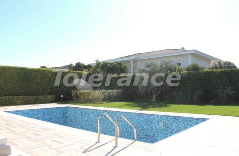Villa in Kundu, Antalya in an elite complex with a private pool - 29423 | Tolerance Homes
