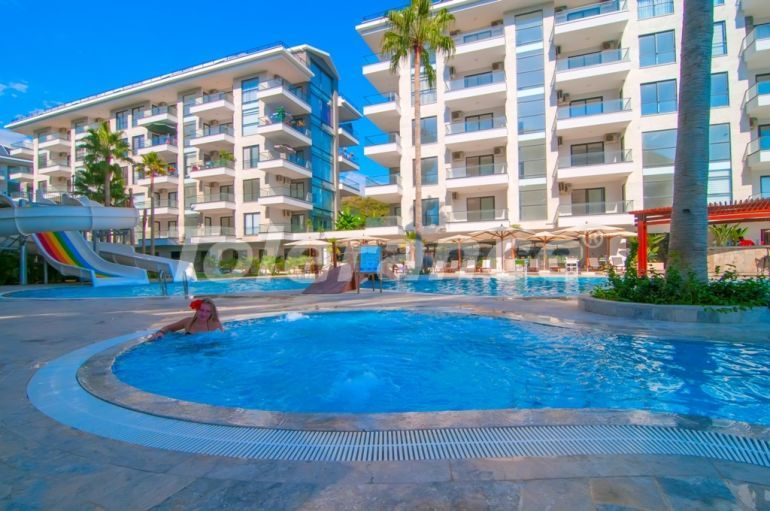 Luxury apartments in Kestel, in a complex with a swimming pool, from the developer - 29532 | Tolerance Homes
