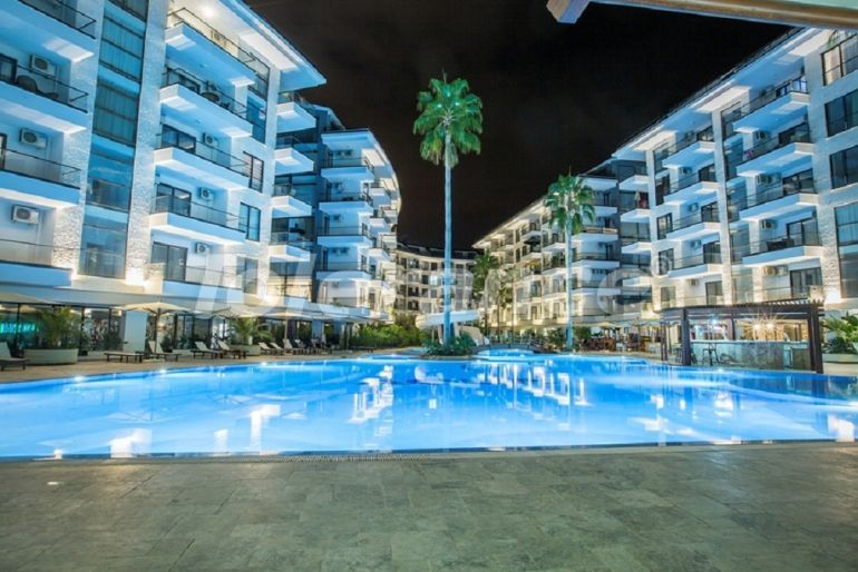 Luxury apartments in Kestel, in a complex with a swimming pool, from the developer - 29531   Tolerance Homes