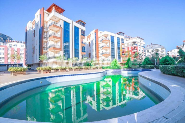 Two-bedroom apartment in Hurma, Konyaalti in a complex with a swimming pool - 29638 | Tolerance Homes