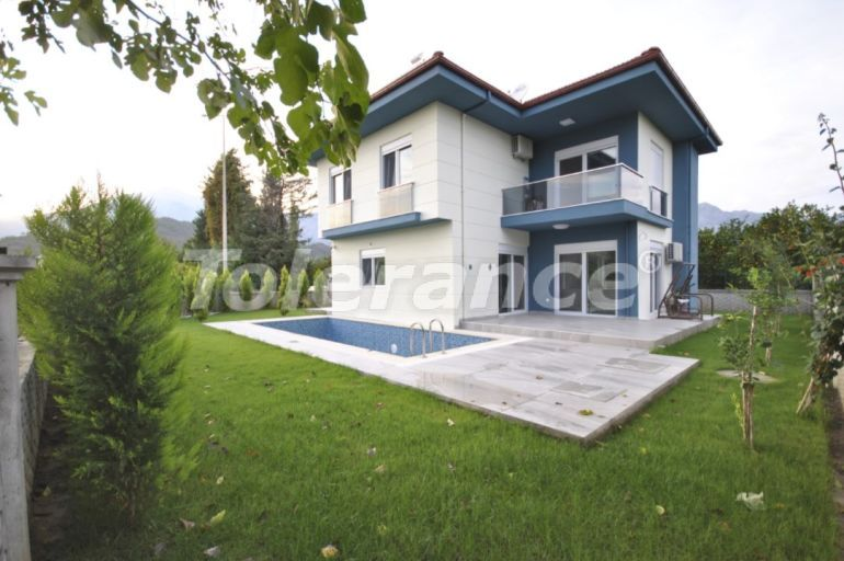 Detached villa in Camyuva, Kemer with private pool - 29645   Tolerance Homes