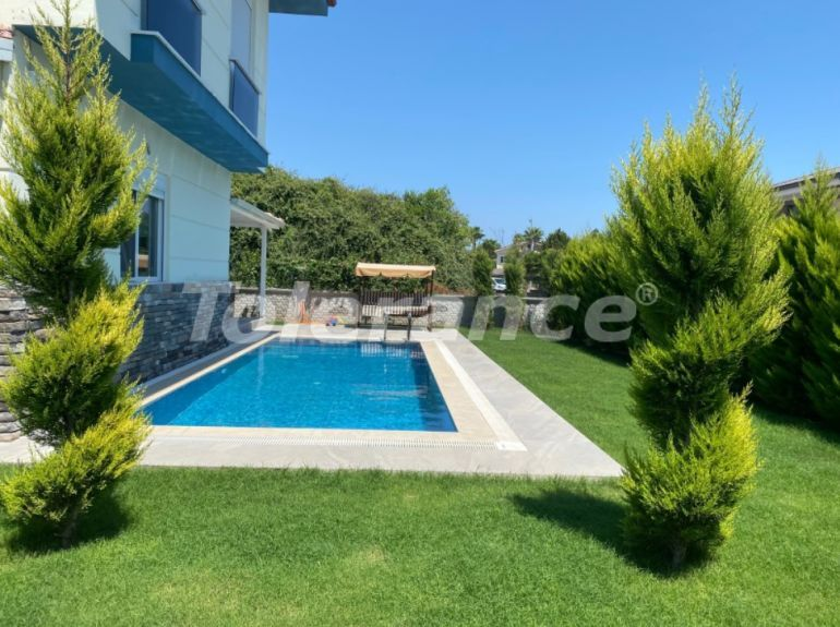 Detached villa in Camyuva, Kemer with private pool - 29642   Tolerance Homes