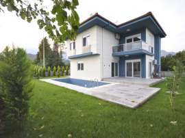 Detached villa in Camyuva, Kemer with private pool - 29645 | Tolerance Homes