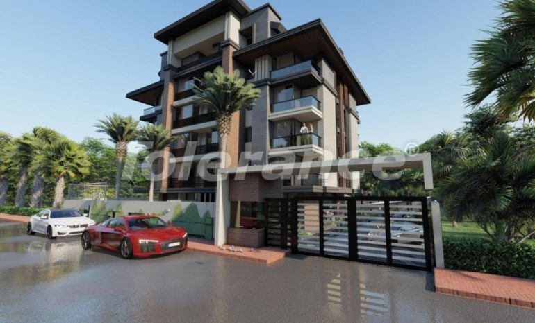 Luxurious apartments in Liman, Konyaalti from the developer just 900 meters from the sea - 29895 | Tolerance Homes