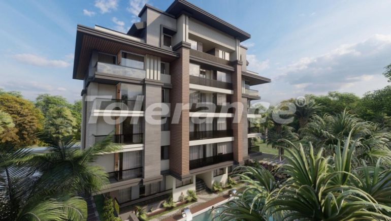 Luxurious apartments in Liman, Konyaalti from the developer just 900 meters from the sea - 29891 | Tolerance Homes