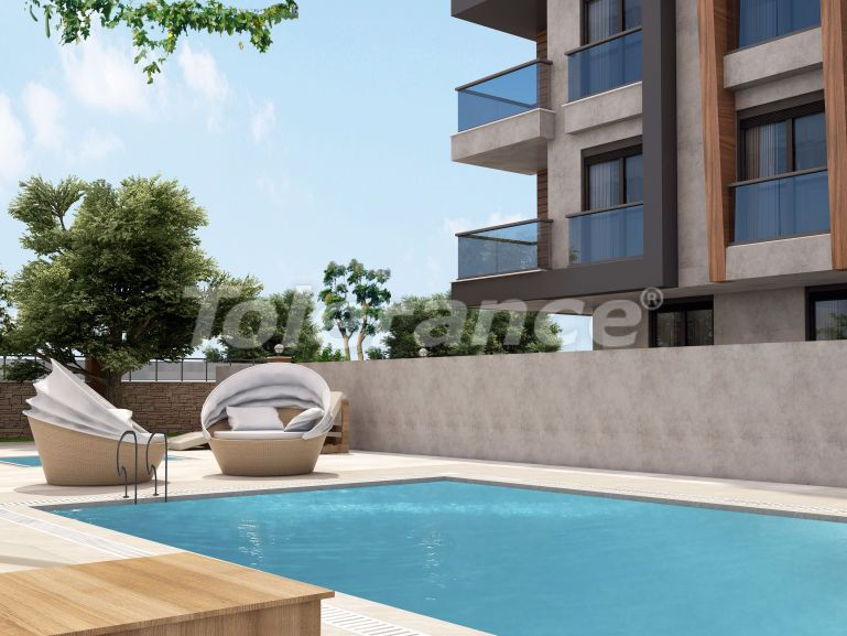 Modern apartments in Sarisu, Konyaalti from a reliable developer by installments - 29952 | Tolerance Homes