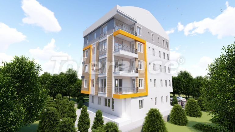Two-bedroom apartments in Muratpasa, Antalya from the developer - 29963 | Tolerance Homes