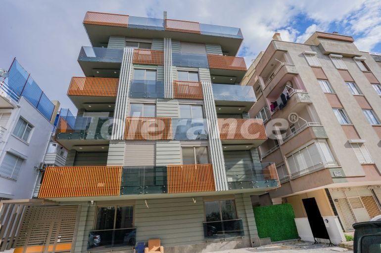Luxurious apartments in the center of Antalya near the sea from a reliable developer - 32516 | Tolerance Homes