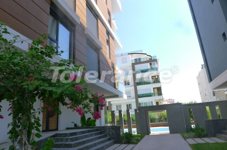 Furnished apartment in an elite house in Liman, Konyaalti near the sea - 29965   Tolerance Homes