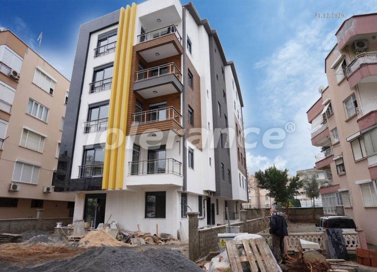 Apartments in the center of Antalya near the sea - 32543   Tolerance Homes