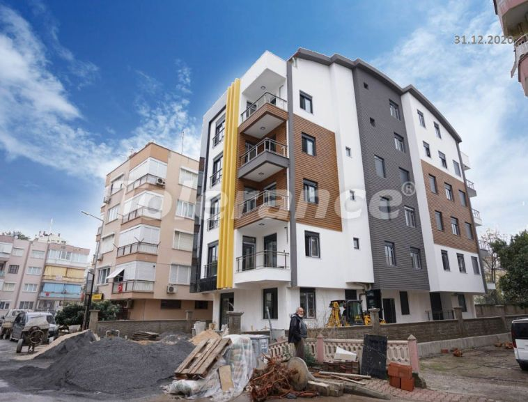 Apartments in the center of Antalya near the sea - 32542   Tolerance Homes