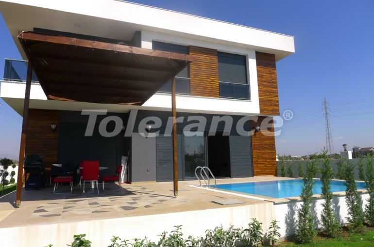 Detached house in Dosemealti, Antalya with private pool, with the possibility of obtaining Turkish citizenship - 30231 | Tolerance Homes