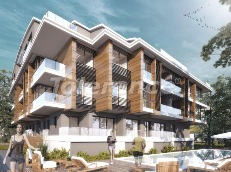 Modern apartments in Sarisu, Konyaalti - 32442   Tolerance Homes