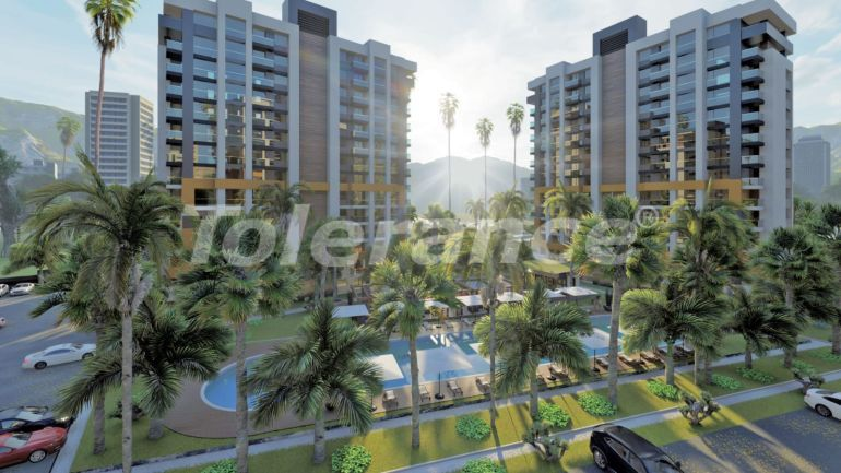 Spacious apartments in Kepez, Antalya in a modern complex - 30509 | Tolerance Homes