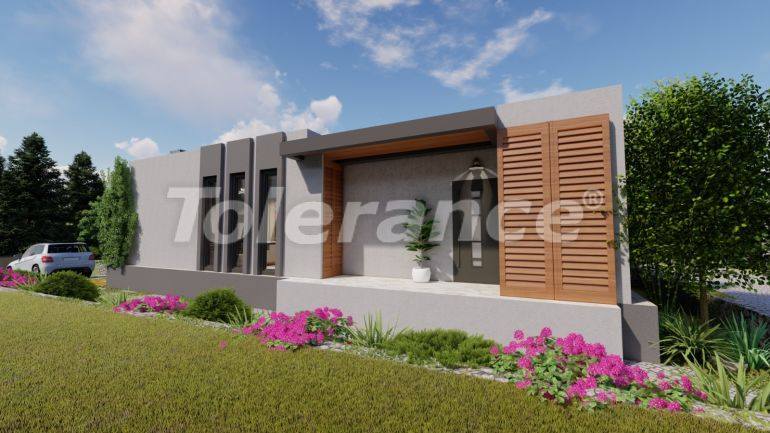 Luxury villas in Bodrum with private pool and installments from the developer - 30616   Tolerance Homes