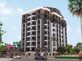 Apartments in Sarisu, Konyaalti from a reliable developer, by installments - 31705 | Tolerance Homes