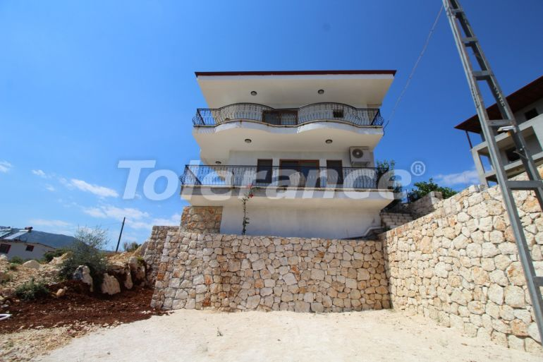 Inexpensive private house in Kas with a beautiful sea and mountain view - 30724 | Tolerance Homes