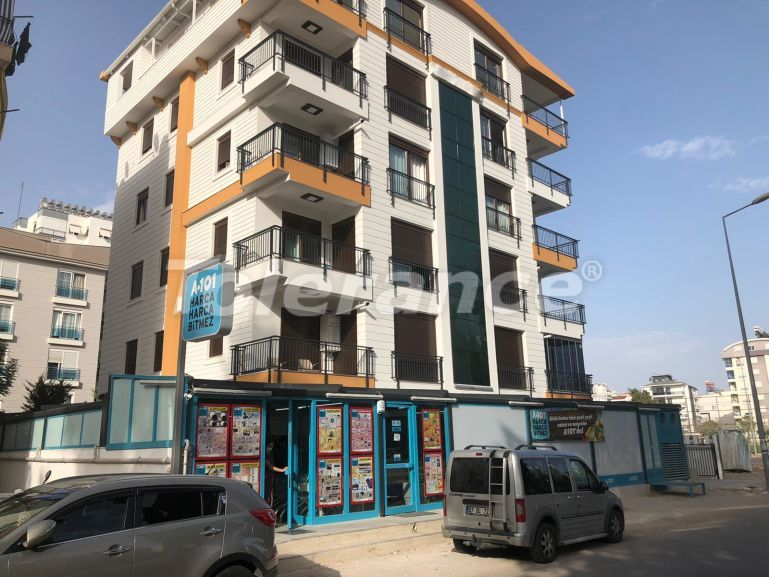 Commercial premises in Muratpasha, Antalya with a tenant - 30786 | Tolerance Homes