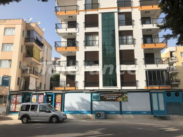 Commercial premises in Muratpasha, Antalya with a tenant - 30787 | Tolerance Homes